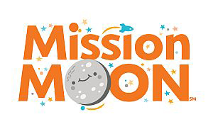 FIRST Mission Moon Logo