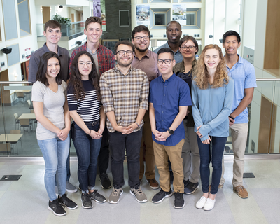 2019 REU Group Photo
